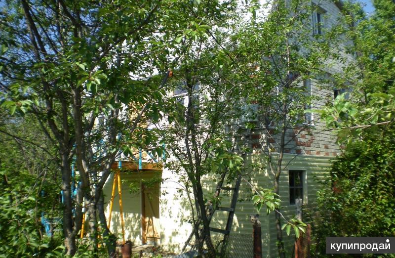 Продам 2-х этажный Дом и участок 8 соток, 3 км. от моря.