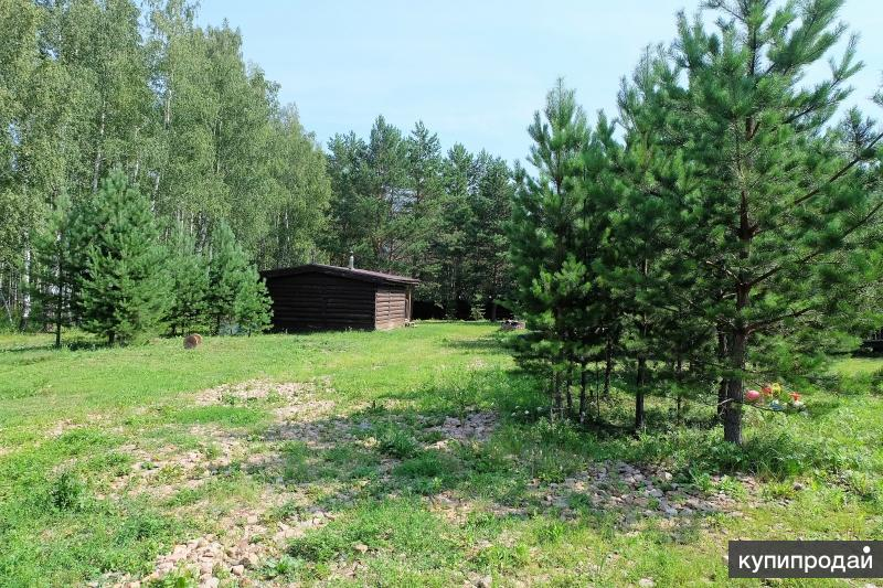 земельный участок под базу отдыха