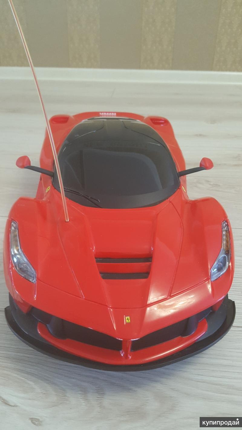 Машинка на пульте управления Ferrari RG40 1BJ