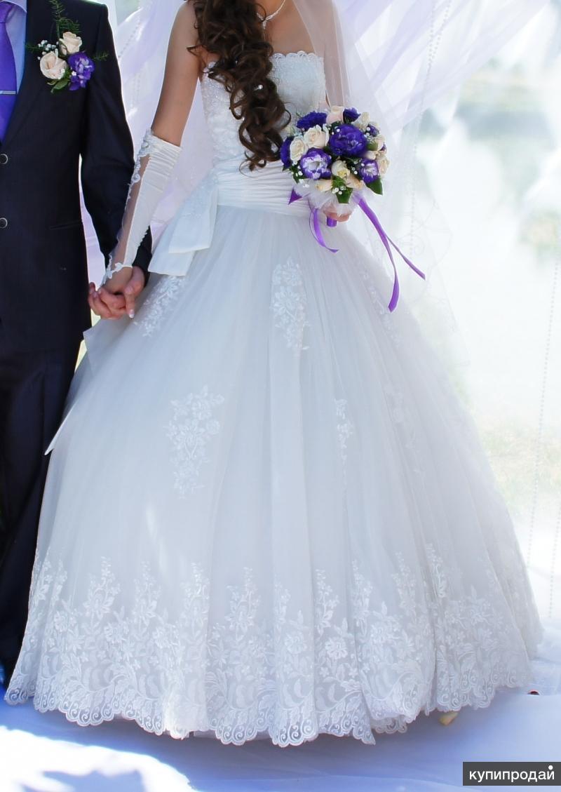 Продам свадебное платье Бьёнс