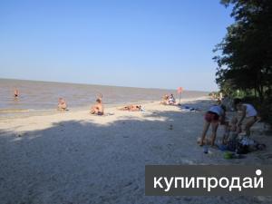 Земельный участок на берегу Азовского моря