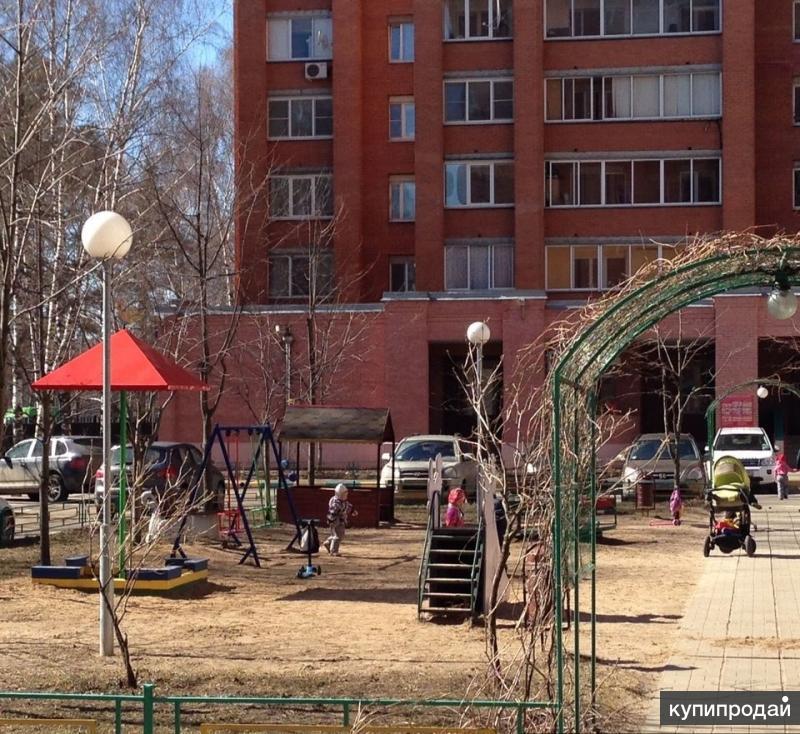 Продается двухкомнатная квартира г. Балашиха, мкрн. Гагарина д.17.