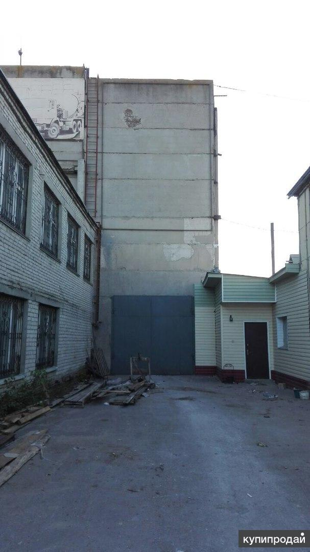 Продам нежилое помещение 320кв.м. на участке 4 сот. по Рябова 1