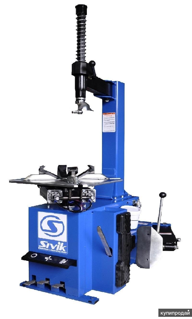Шиномонтажный полуавтоматический станок СИВИК (SIVIK) КС-301А