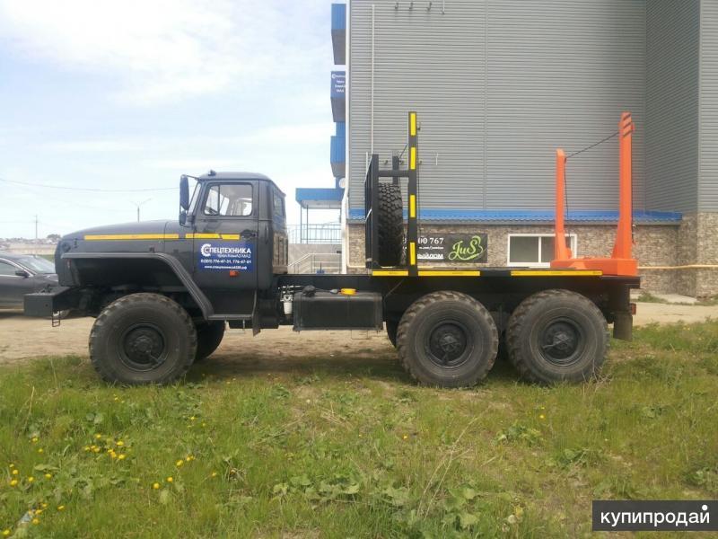 Лесовоз Урал 55571 (285 л.с.) В наличии Новый Цена Купить