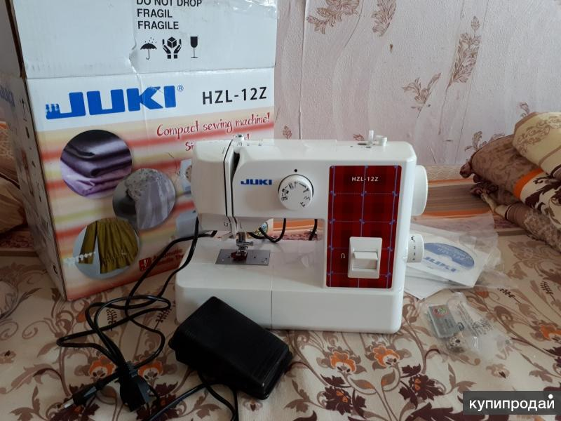 Продам новую швейную машинку марки Juki