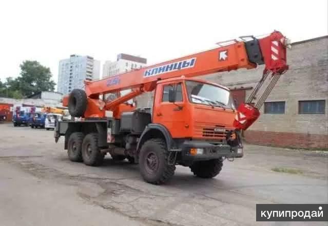 Автокран КС-55713-5К-1