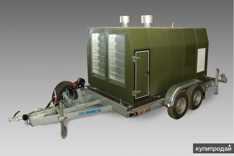 Моторные подогреватели/тепловые пушки