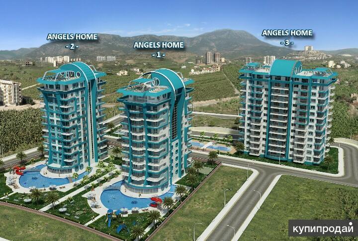 Недвижимость в Турции.Алания