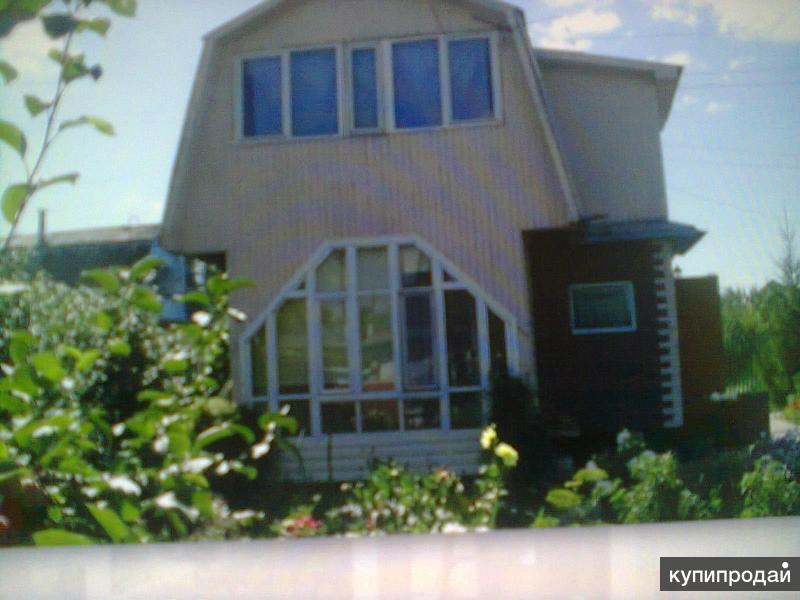 продаю или меняю дачный дом