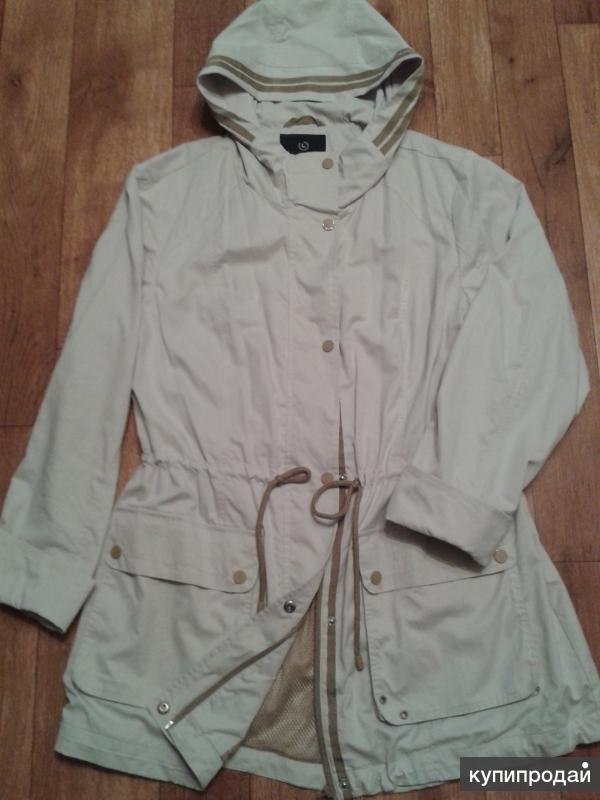 Продается куртка-парка