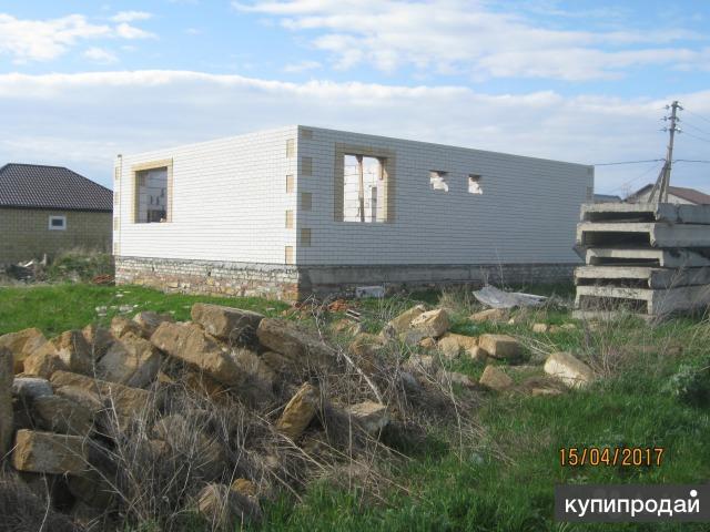 Дом 85 м2 по цене земельного участка