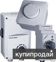 Регуляторы скорости вращения вентиляторов (симисторные, тиристорные, электронные
