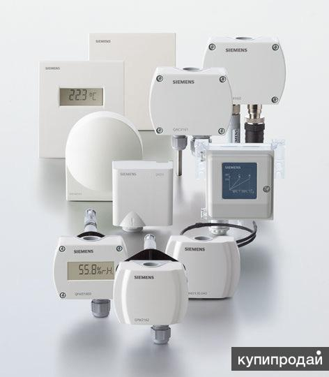 датчики для систем вентиляции и кондиционирования