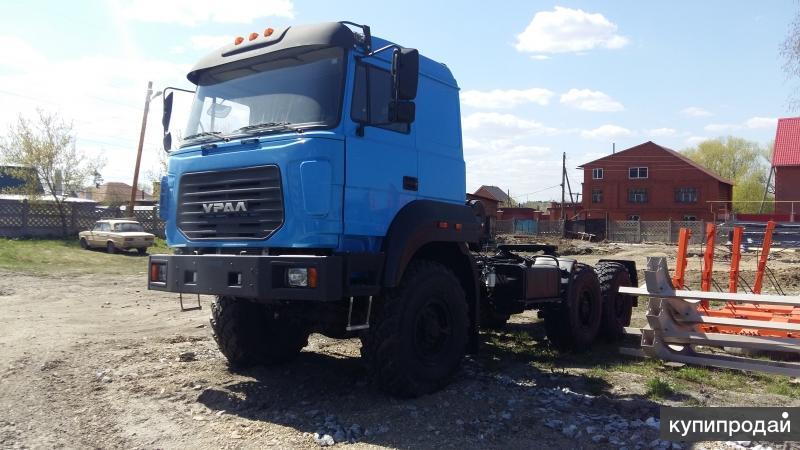 Седельный тягач Урал 44202-3511-82. В наличии Цена Купить