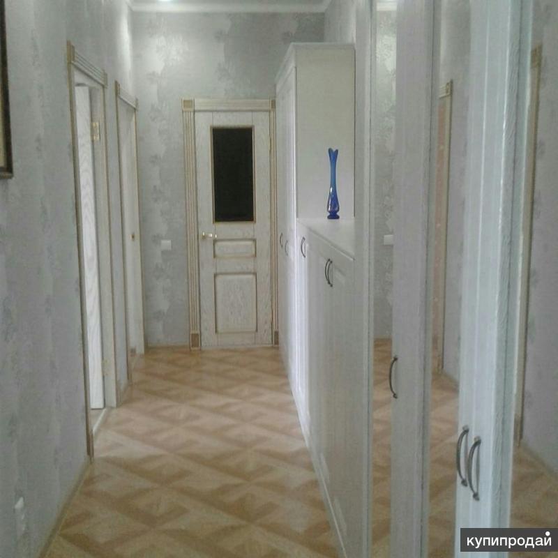 2-к квартира, 58 м², 3/4 эт.