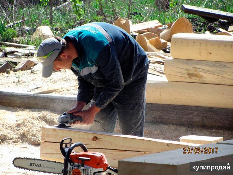Плотницкие работы и услуги в Пензе