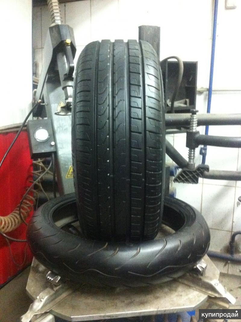 Шина летняя Б/У 205/55 R16 Pirelli P7