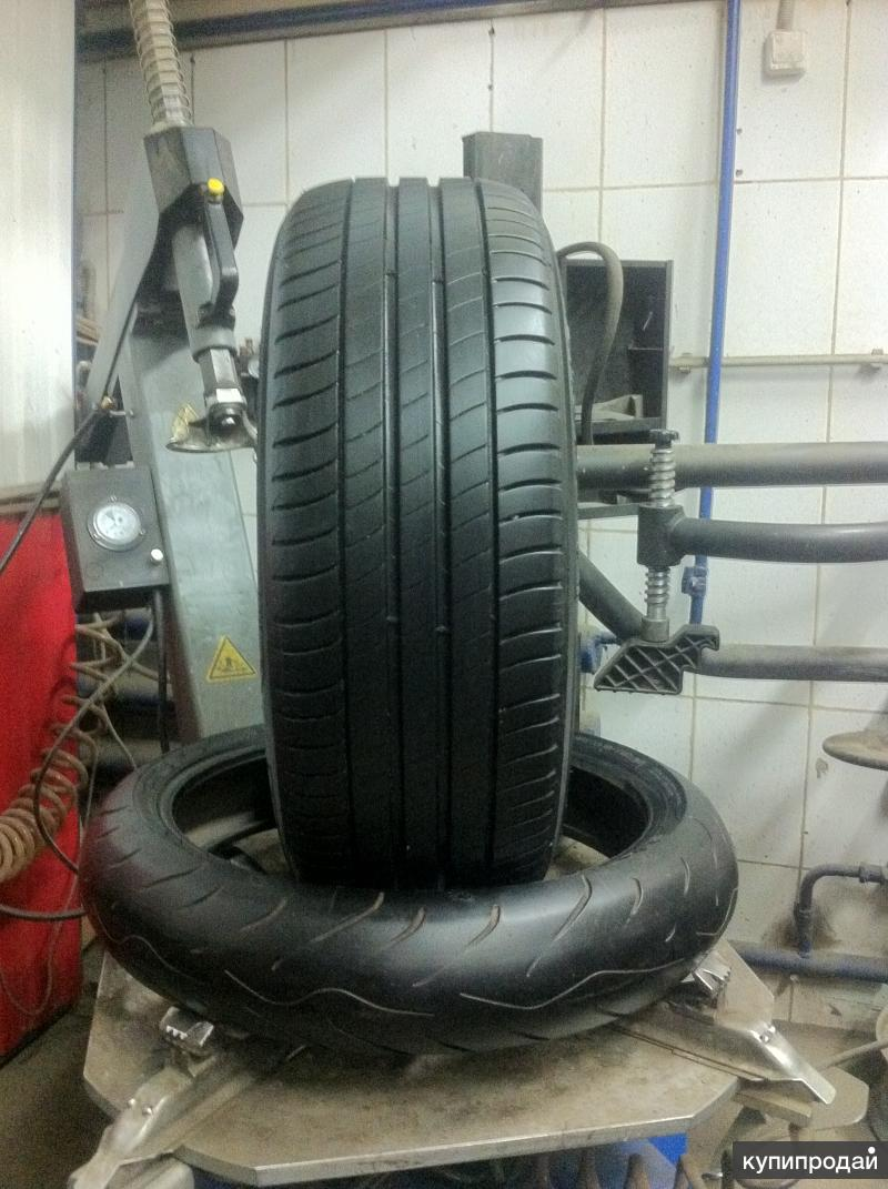 Шина летняя Б/У 205/55 R16 Michelin Primacy3