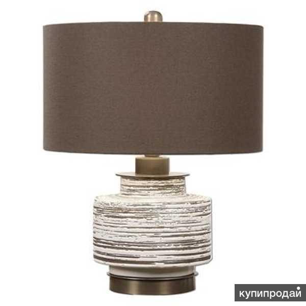 Настольная лампа Satillo (Uttermost)