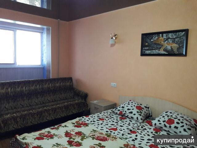 1-к квартира, 35 м2, 3/5 эт.1 комнатная квартира посуточно.