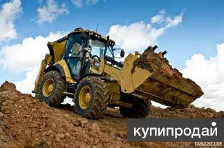 Услуги экскаватор погрузчик (аренда) Гидромомот