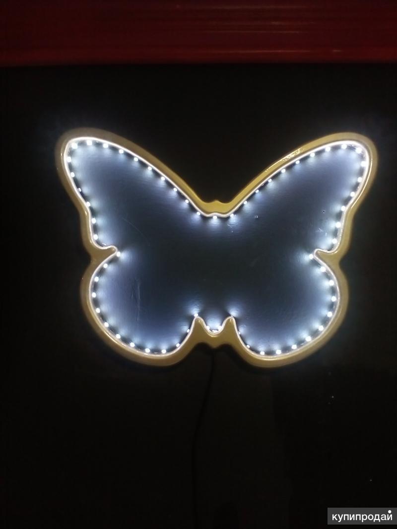 Светодиодный светильник ночник