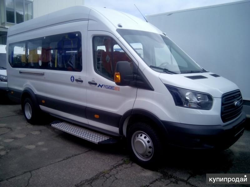 Продается новый микроавтобус Ford Transit Shuttle Bus