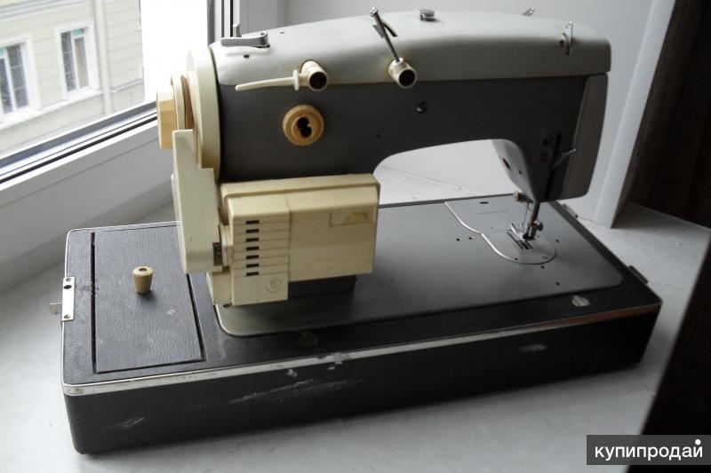швейная электрическая машина ВЭРТТАС - Германия