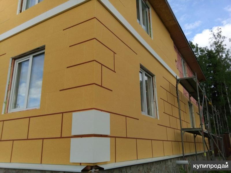 Требуются монтажники фасада в СПб