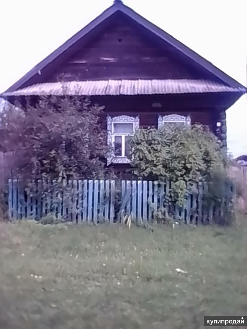 Деревянный дом 40 м2
