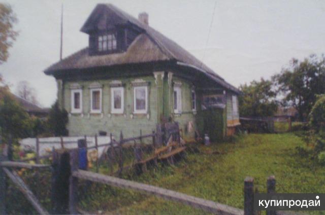 Дом 32 м2