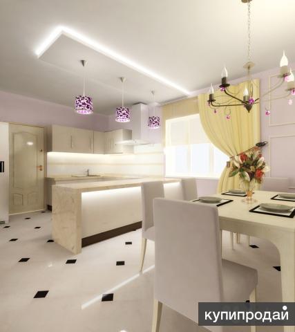 Срочный ремонт ванной,кухни, комнат, балконов от 1750 рублей за 3 дня!