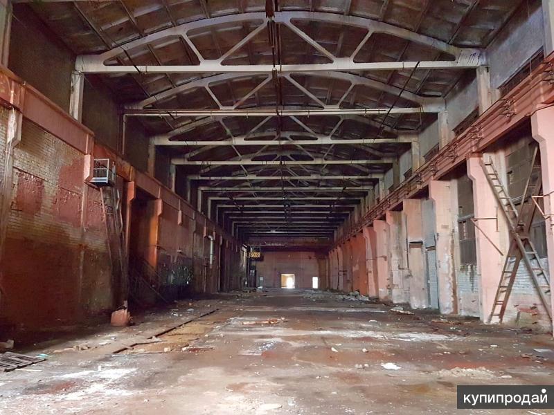 Производственный цех 4900 кв.м в Иваново