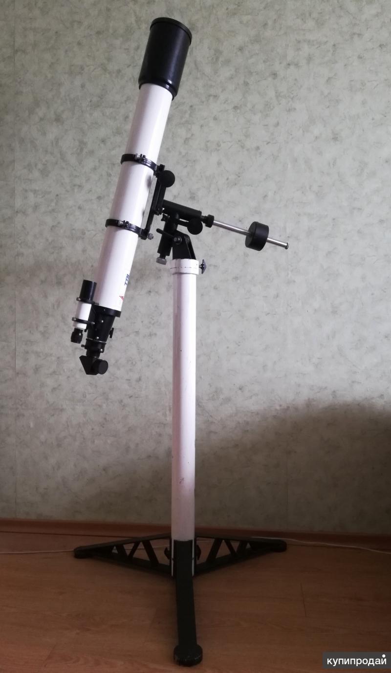 Телескоп тал-100R + DeepSky ED 5.2mm, 7.5mm, 12.5m