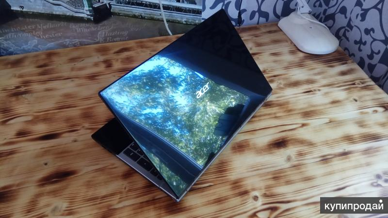 Производительный ноутбук i5, 8gb, 120ssd, 750hdd, видеокарта 2gb