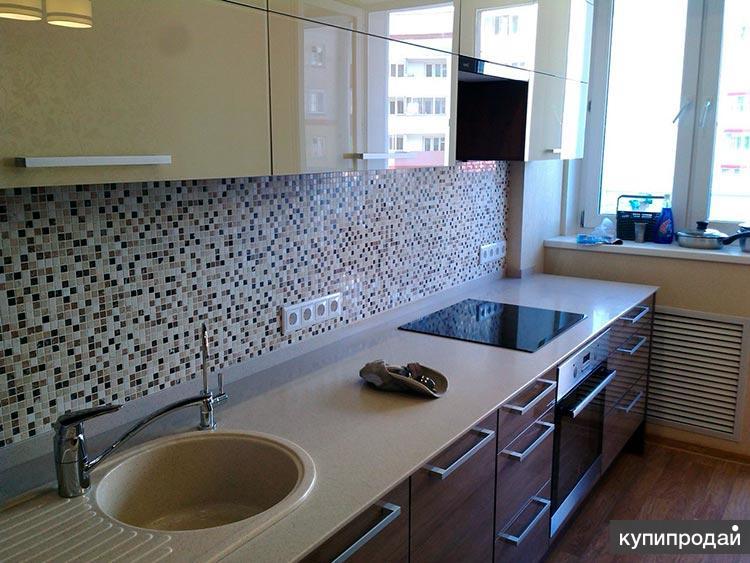 Отделка кухни, квартиры, офиса под ключ в Пензе