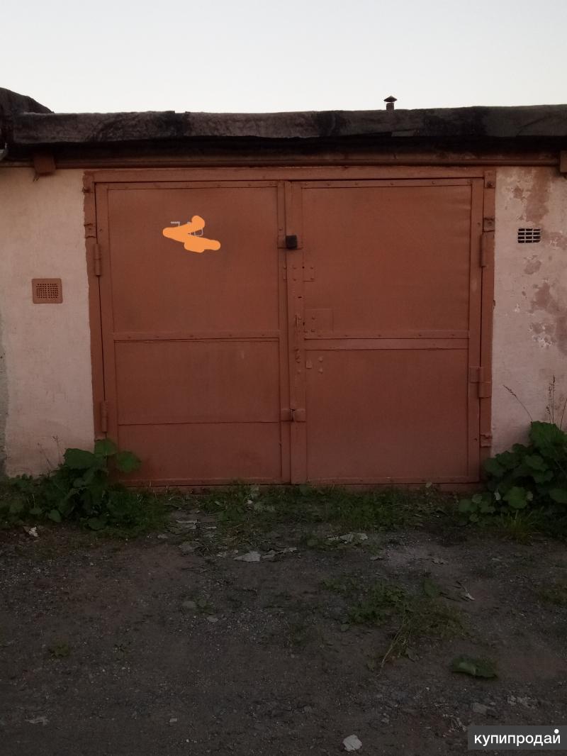 Продам кап. гараж