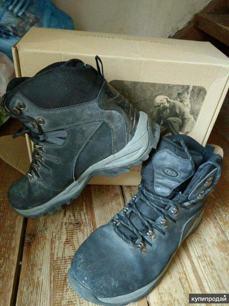 Горные ботинки мужские