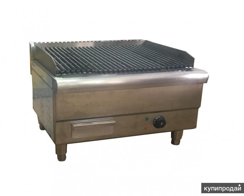 Лавовый гриль для приготовления барбекю в кафе
