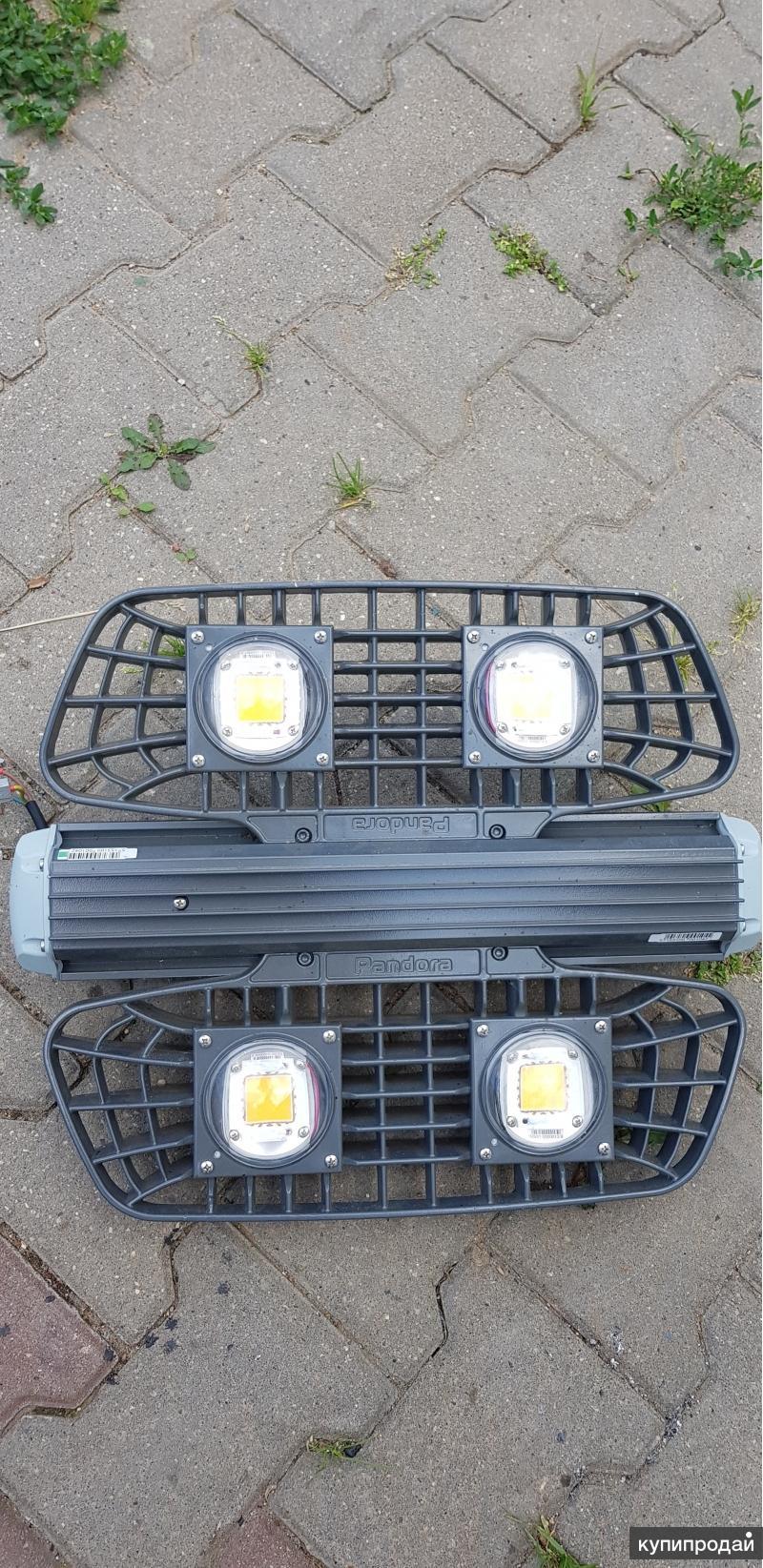 Светодиодные светильники Pandora Led