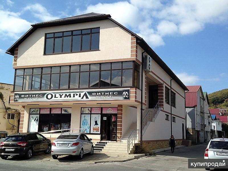 Здание с арендаторами 750 м2 Новомихайловский Черное море