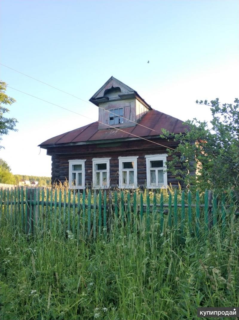 Дом в деревне Старинки, можно ПМЖ.