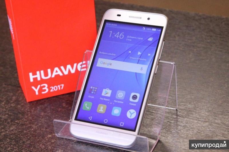 Телефон Huawei CRO-U00