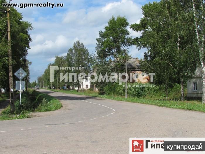 В ПГТ Тёсово-Нетыльский Новгородского р-она продам 2-х к.кв.улучшенной планировк
