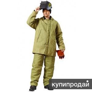 Костюм сварщика летний