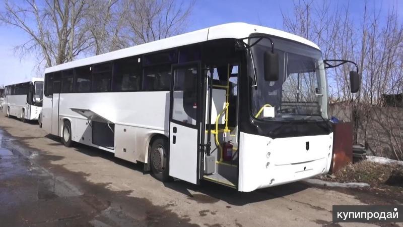 Междугородний автобус Нефаз 5299-17-52