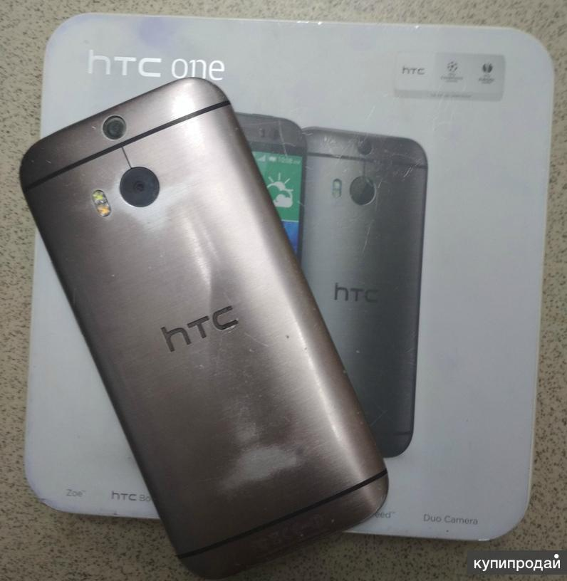 Смартфон HTC One M8 16GB