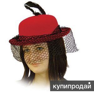 Шляпа карнавальная
