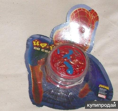 Йо-йо со световыми эффектами  Spider-Man Marvel